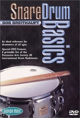 Snare Drum Basics-DVD