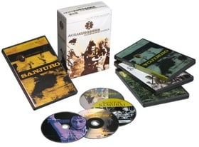 Akira Kurosawa: Four Samurai Classics (Seven Samurai / The Hidden Fortress / Yojimbo / Sanjuro) (The