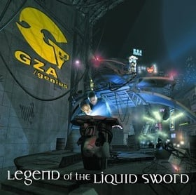 Legend Of The Liquid Sword (Clean)