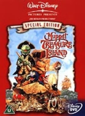 Muppet Treasure Island [Region 2]