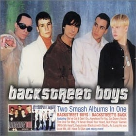 Backstreet Boys: Backstreet Back