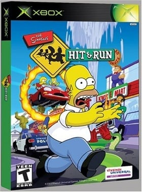 The Simpson's Hit And Run