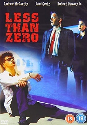 Less Than Zero [Region 2]