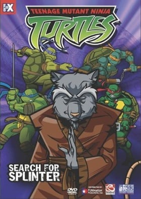 Teenage Mutant Ninja Turtles - Search for Splinter (Volume 8)
