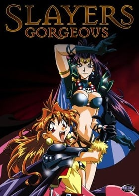Slayers: Gorgeous