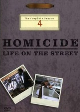 Homicide Life on the Street - The Complete Season 4