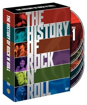 The History Of Rock N' Roll