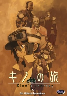 Kino's Journey - Not Without Reservation (Vol. 4)