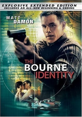 The Bourne Identity (Full Screen Extended Edition)
