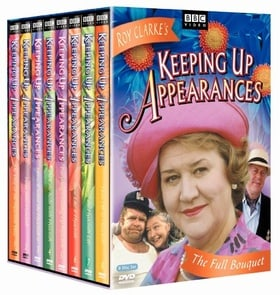 Keeping Up Appearances - The Full Bouquet Set (Vols. 1-8)