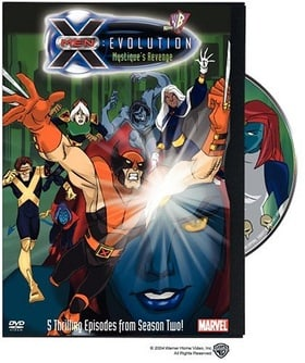 X-Men: Evolution - Season Two, Volume Four - Mystique's Revenge