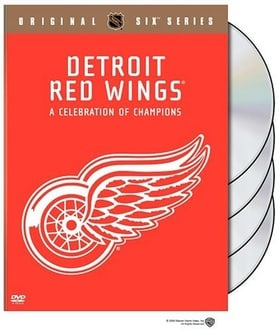 Detroit Red Wings: A Celebration of Champions - NHL Original Six Series