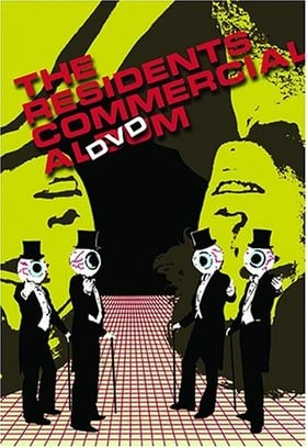 The Residents - Commercial DVD
