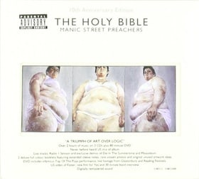 The Holy Bible [2 CD + DVD]