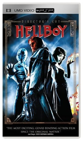 Hellboy (Director's Cut) [UMD for PSP]