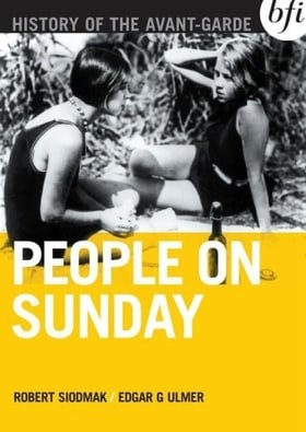 People on Sunday ( Menschen am Sonntag )  [ NON-USA FORMAT, PAL, Reg.2 Import - United Kingdom ]