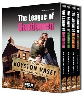 The League of Gentlemen - The Collection