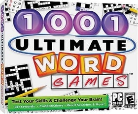 1001Ultimate Word Games (Jewel Case)
