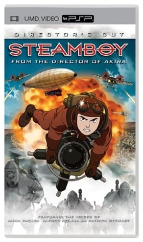 Steamboy [UMD for PSP]