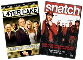 Layer Cake & Snatch (2pc) (Sbs)