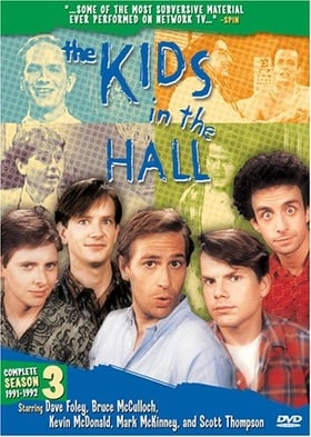 Kids in the Hall - Complete Season 3 (1991-1992)