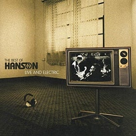 The Best of Hanson Live and Electric (CD & DVD)