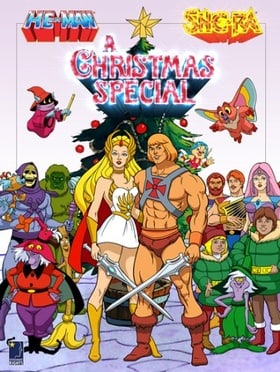 He-Man & She-Ra - A Christmas Special