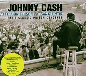 At San Quentin & At Folsom Prison