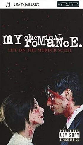 My Chemical Romance: Life on the Murder Scene [UMD for PSP]