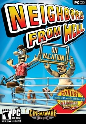 Neighbors From Hell: On Vacation