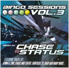 Bingo Sessions, Vol. 3: Mixed by Chase and Status