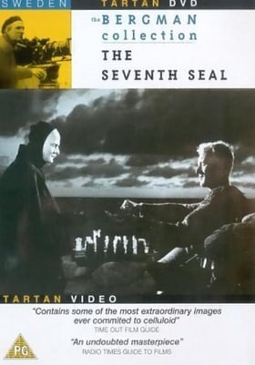 The Seventh Seal ( Det Sjunde inseglet )  [ NON-USA FORMAT, PAL, Reg.0 Import - United Kingdom ]
