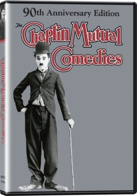 Chaplin Mutual Comedies - Restored Edition