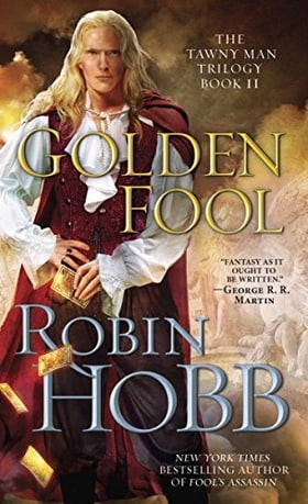 Golden Fool: Book 2 of The Tawny Man (Hobb, Robin)
