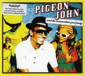 Pigeon John...and the Summertime Pool Party