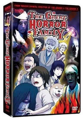 The Great Horror Family - Complete Collection