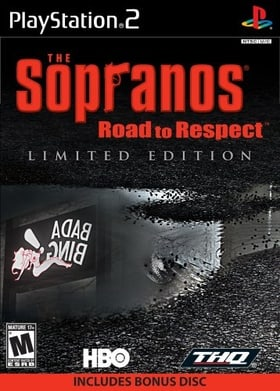 The Sopranos: Road to Respect Collector's Edition