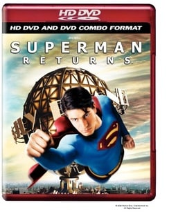 SUPERMAN RETURNS (HD-DVD/ST-DVD/HYBRID/WS 16:9 TRANS/ENG SDH-ENG-FR-SP SUB)
