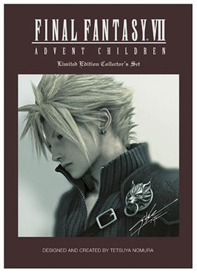 Final Fantasy VII - Advent Children (Limited Edition Collector's Set)