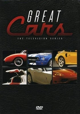 Great Cars Collection - The Television Series (Corvette / Mustang, Cobra, GT-40 / Porsche / Mercedes