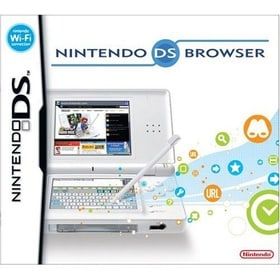Nintendo DS Lite Browser