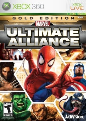 Marvel: Ultimate Alliance - Gold Edition