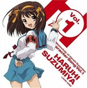 The Melancholy of Haruhi Suzumiya: Character Song, Vol. 1