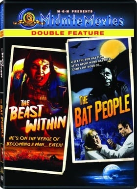 The Beast Within / The Bat People