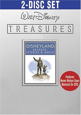Walt Disney Treasures - Disneyland - Secrets, Stories & Magic (Collector's Tin)