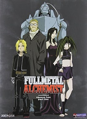 Fullmetal Alchemist: Season Two, Part 2
