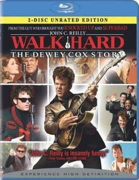 Walk Hard: The Dewey Cox Story (2-Disc Unrated Edition + BD Live)