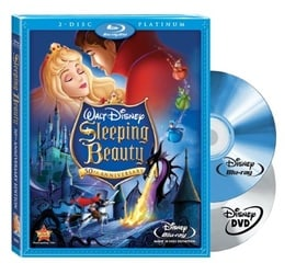 Sleeping Beauty (Two-Disc Platinum Edition) [Blu-ray]
