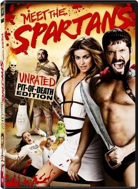 Meet the Spartans  (Region 1) (NTSC)  [US Import]