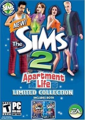 The Sims 2: Apartment Life (Limited Collection)